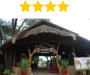 Kibo Safari Camp Keňa Afrika