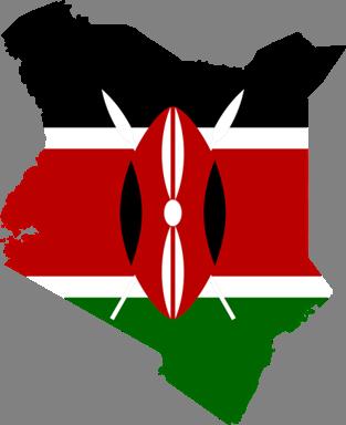 Keňa národní znak