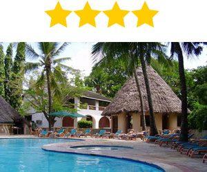 Pinewood Beach Resort Keňa Afrika