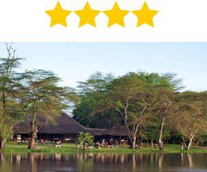 Voyager Ziwani Camp Keňa Afrika