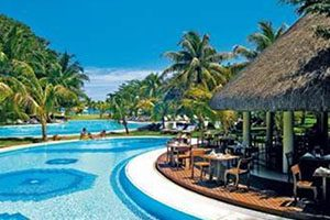 Beachcomber Le Canonnier resort  4*