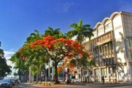 Mauricius město