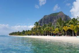 Mauricius pláže