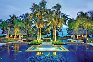Seychely HILTON SEYCHELLES LABRIZ RESORT & SPA 5* (Silhouette Island)
